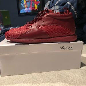 Diamond quest mid shoes size 12